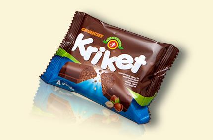 NOVO - crunchy K R I K E T